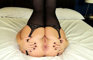 Babes In Stockings Pics