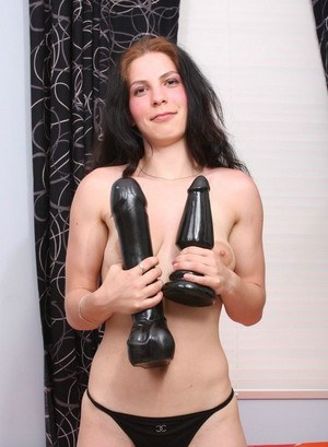 Babes With Dildos Pics