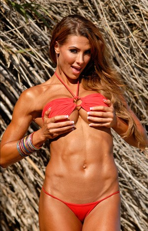 Muscle Babes Pics