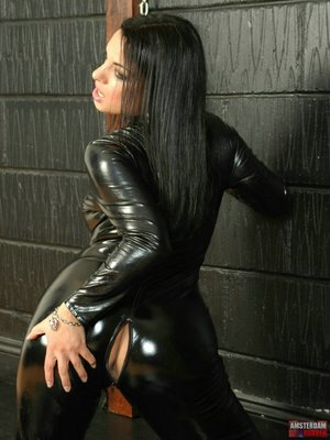 Babes In Latex Pics